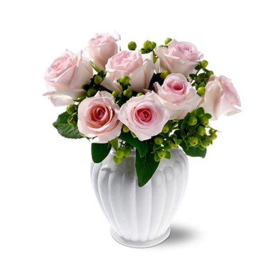 Bouquet rose cendrillon