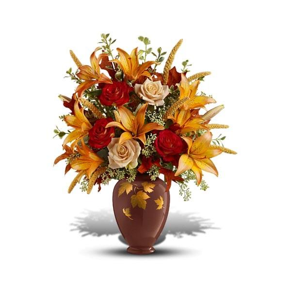 la magie d 39 automne renait avec ces fabuleuses fleurs d 39 automne pr sent dans un l gant vase de. Black Bedroom Furniture Sets. Home Design Ideas